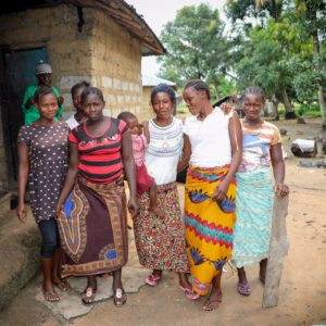 Planting Roots in Sierra Leone