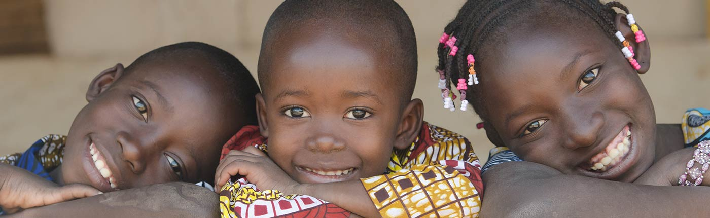 Make an impact with our Child Sponsorship program